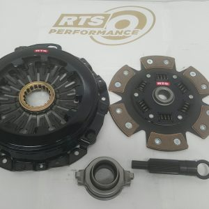 Subaru WRX Stage 6 Clutch Kit (2.0 5 Speed 2001 - 2005 Models)