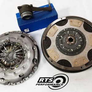RTSTF 5389DMF - VAG 2.0l TFSI (EA113 ENGINE MODEL CODE) DUAL MASS FLYWHEEL AND TWIN FRICTION CLUTCH KIT