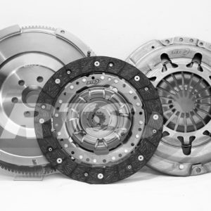 ST170 Solid Flywheel Conversion Kit with Clutch Product Photo